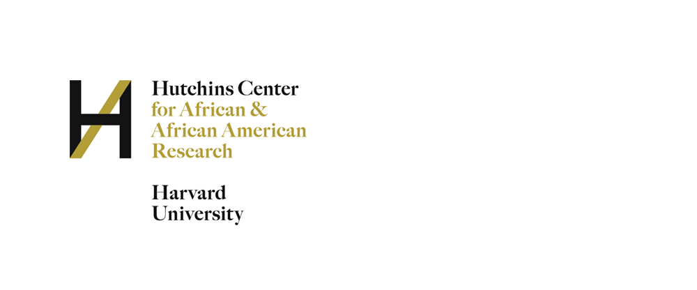 New Logo for Hutchins Center for African and African American Research by Bruce Mau Design