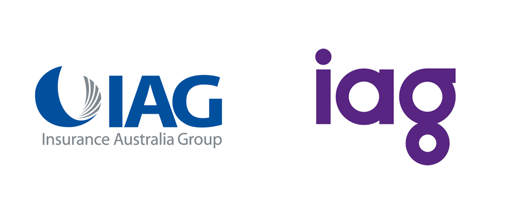 New Logo for IAG by Landor