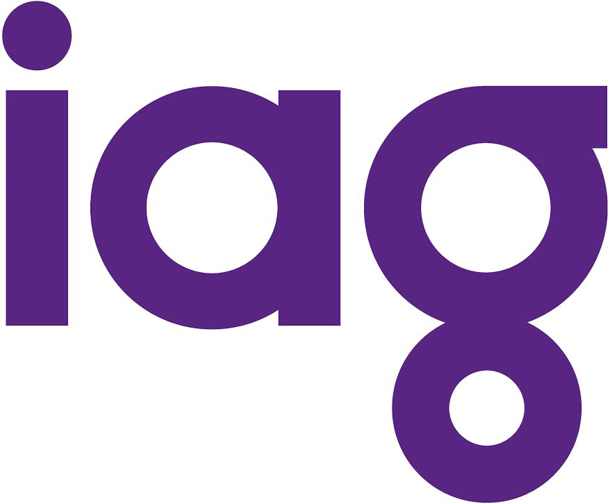 brand new new logo for iag by landor