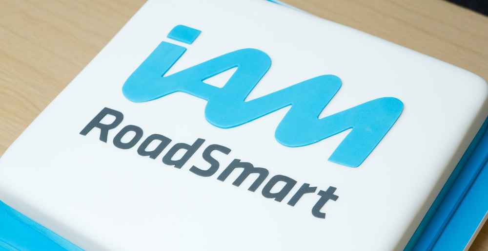 New Name, Logo, and Identity for IAM RoadSmart by Industry