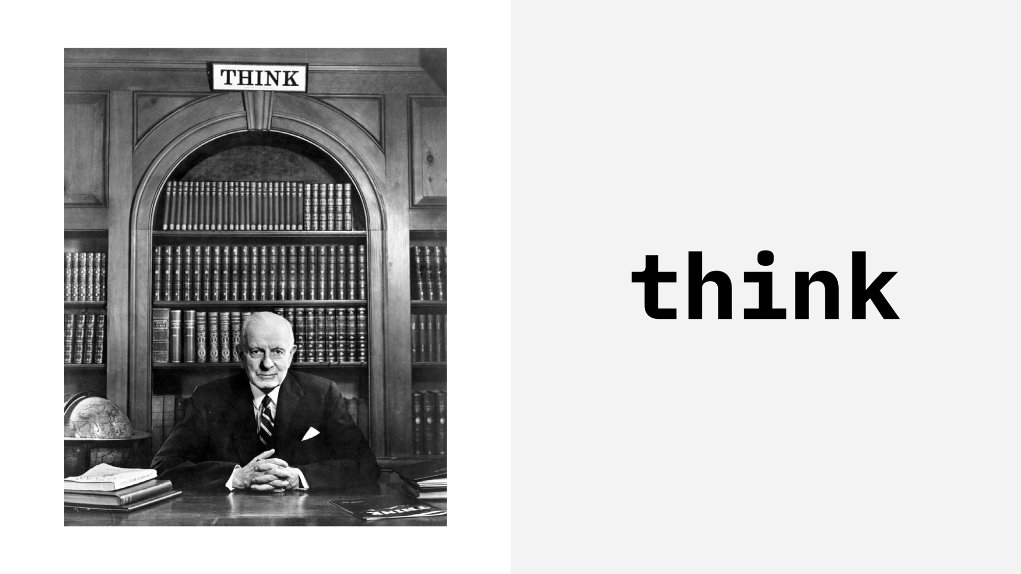 New Look for Think 2020 by FIELD