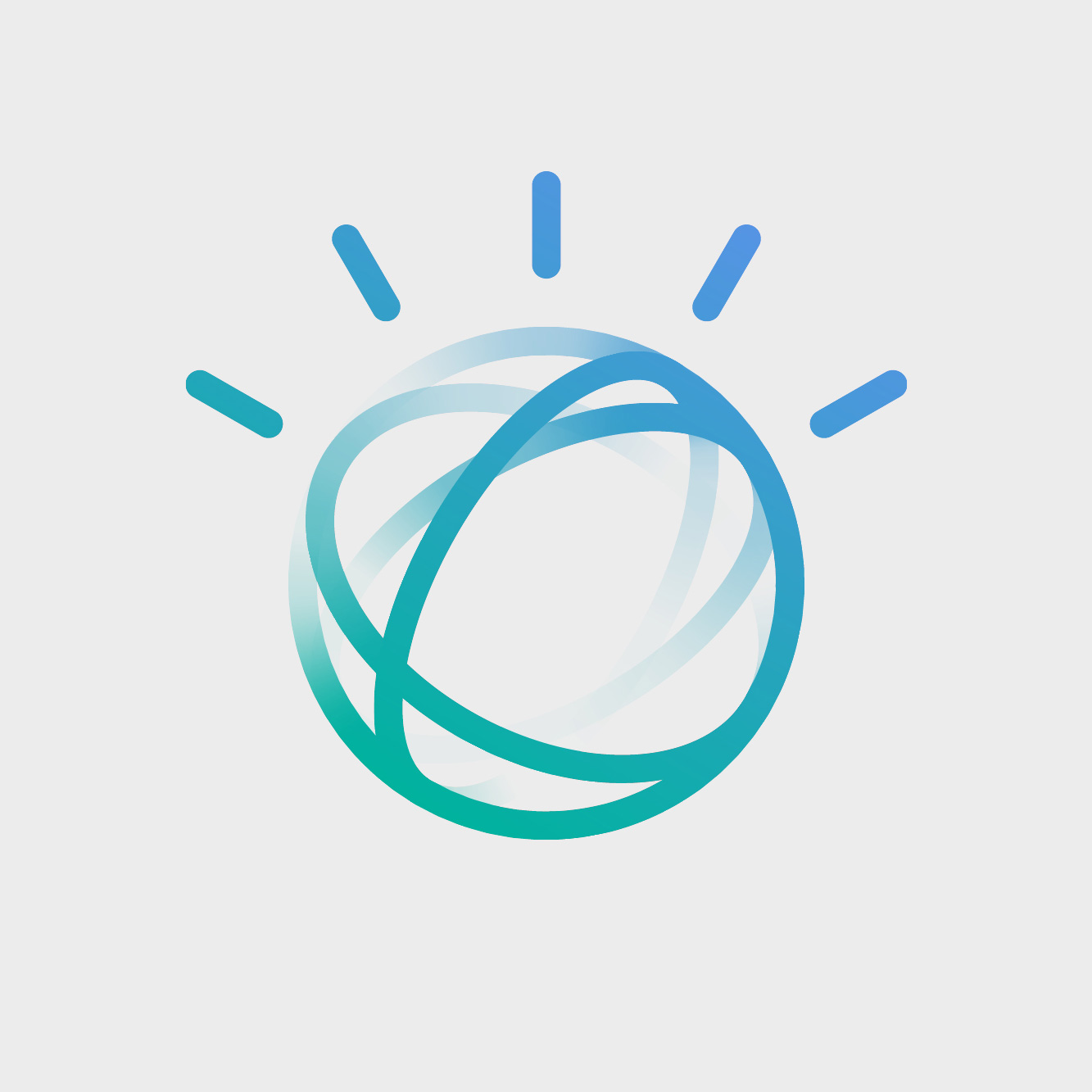 Brand New: New Logo And Identity For IBM Watson Done In