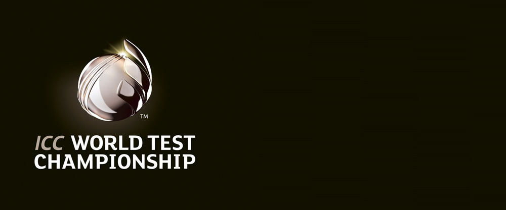New Logo for ICC World Test Championship by Bulletproof