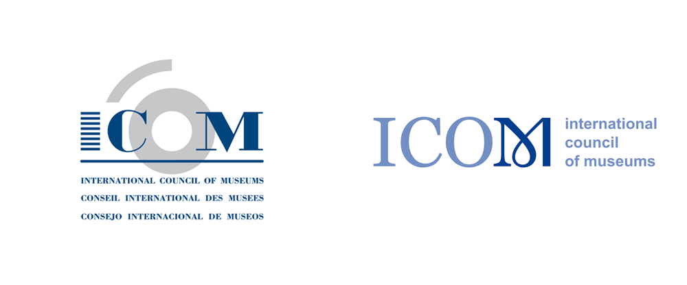 New Logo for ICOM by c-album