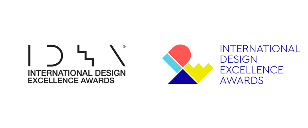 New Logo International Design Excellence Awards by fuseproject