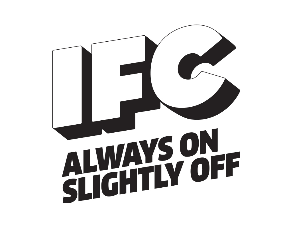 New Logo, Identity, and On-Air Look for IFC by Gretel