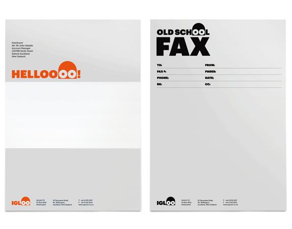 IGLOO Logo and Identity
