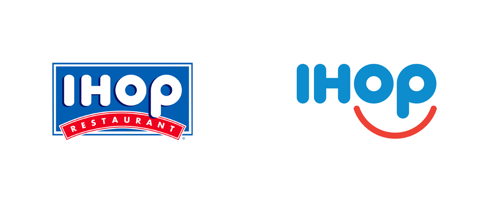 New Logo for IHOP by Studio Tilt