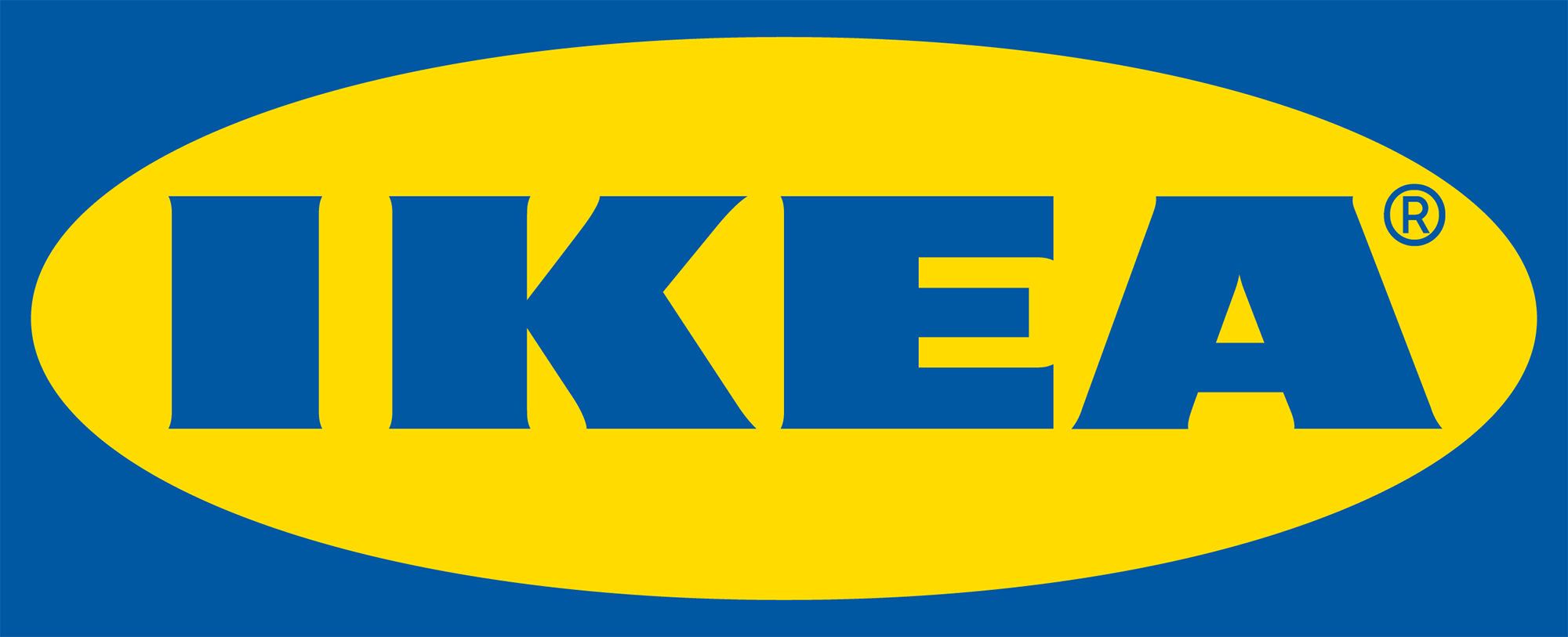 New Logo for IKEA