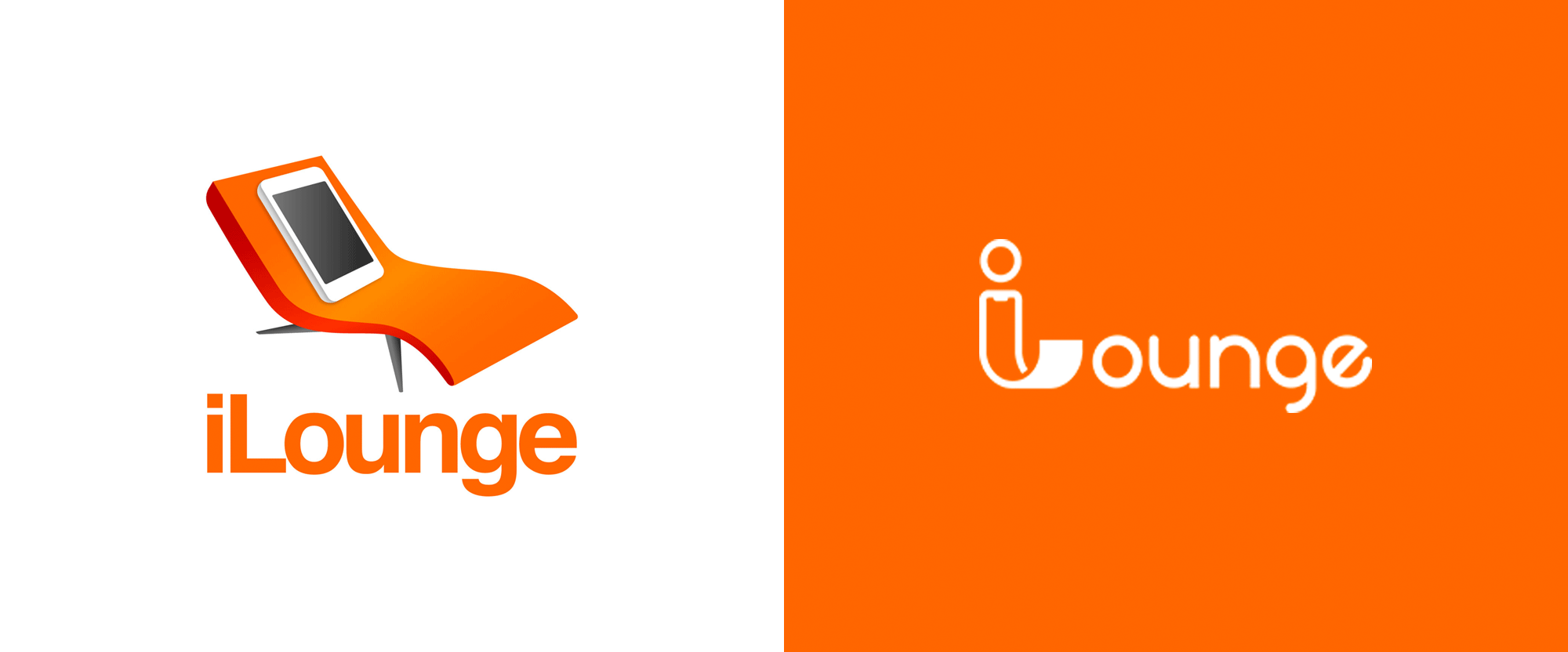 New Logo for iLounge