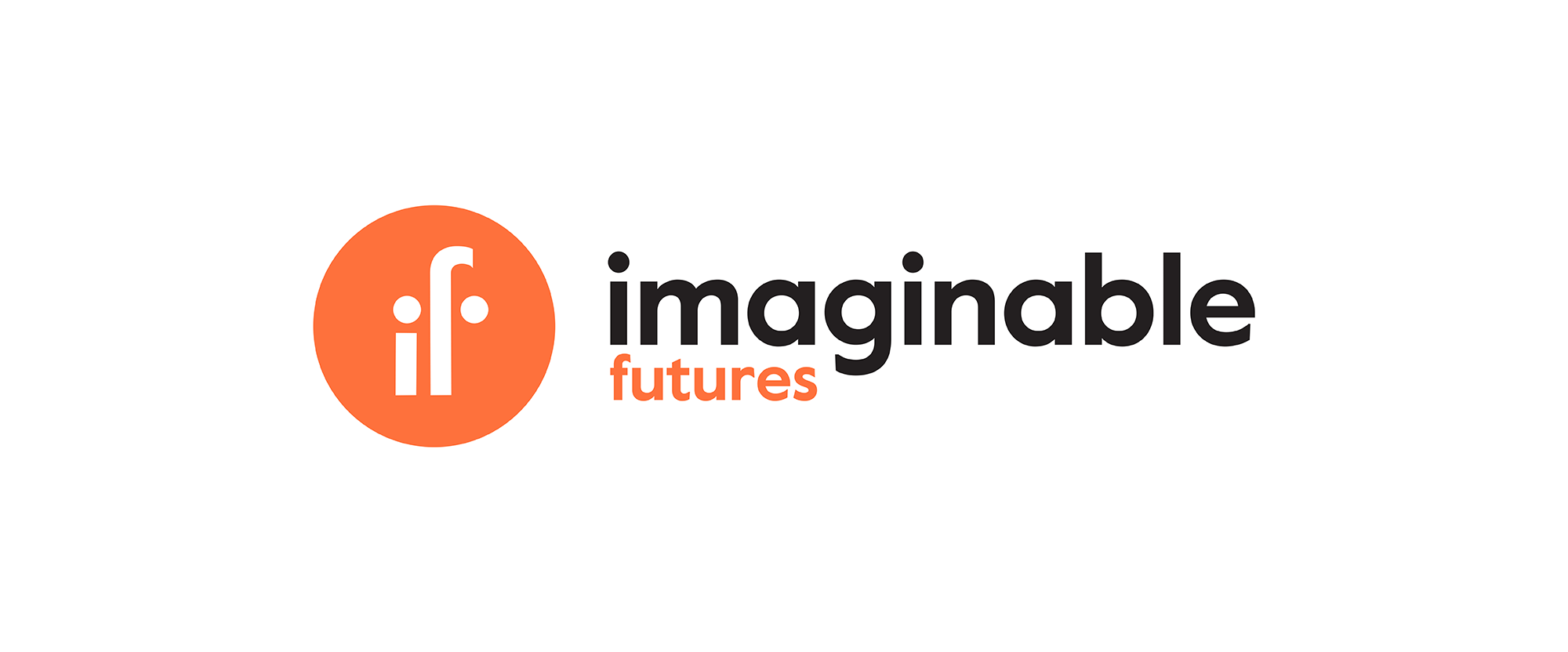 New Logo for Imaginable Futures by Matter Unlimited