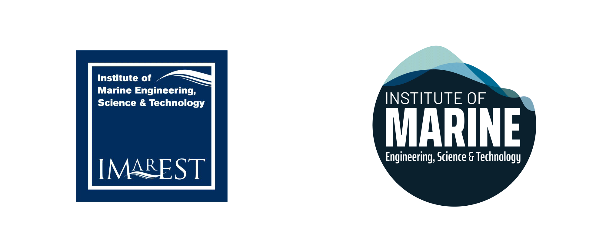 New Logo for Institute of Marine Engineering, Science and Technology
