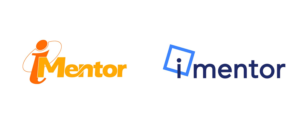 New Logo and Identity for iMentor by Hyperakt
