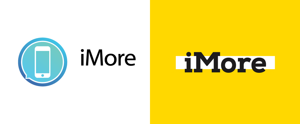 New Logo for iMore