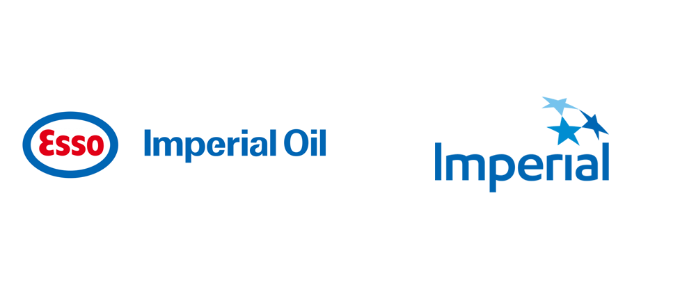 New Logo for Imperial Oil