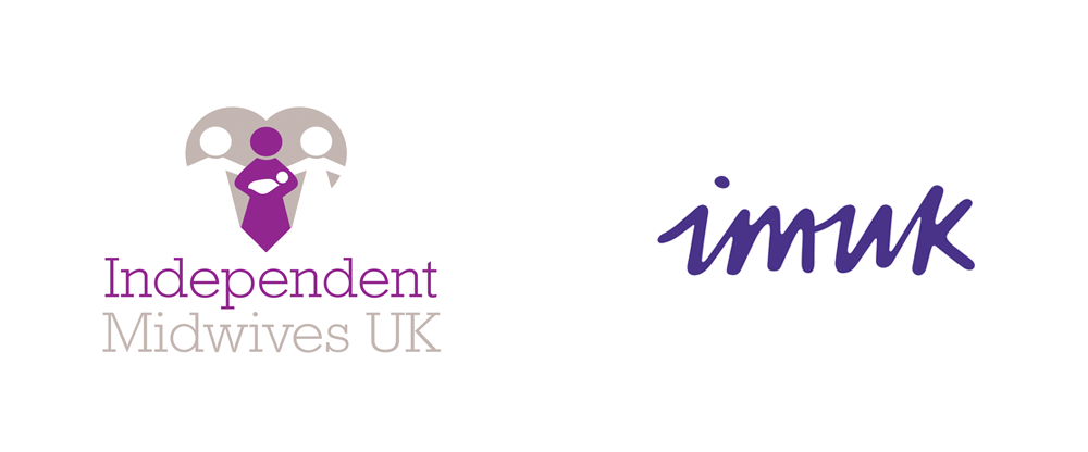 New Logo and Identity for Independent Midwives UK by Nalla