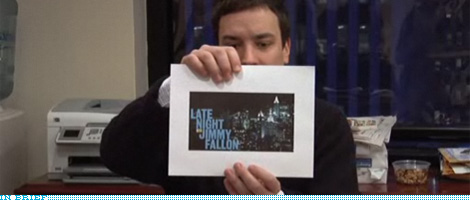 In Brief: Logos with Jimmy Fallon