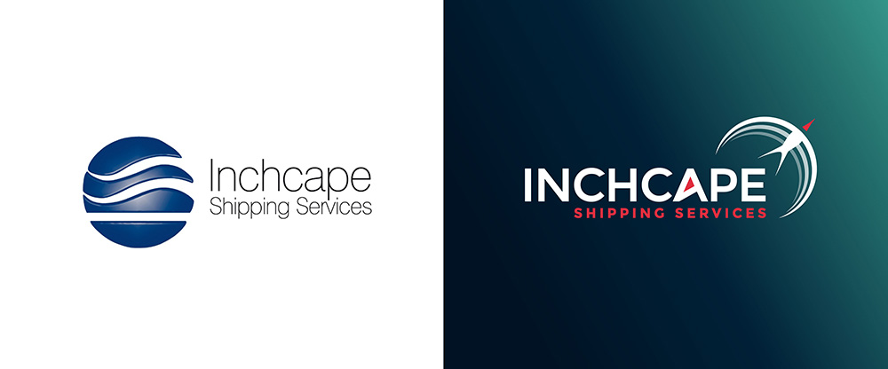 New Logo and Identity for Inchcape Shipping Services by BrandOpus