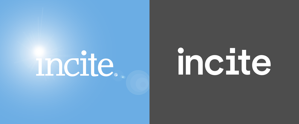 New Logo and Identity for Incite by Proud Creative