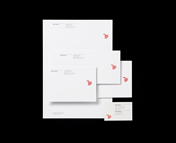 New Logo and Identity for Index Ventures by Pentagram
