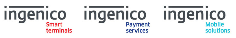 New Logo for Ingenico Group by Unlimi-TED