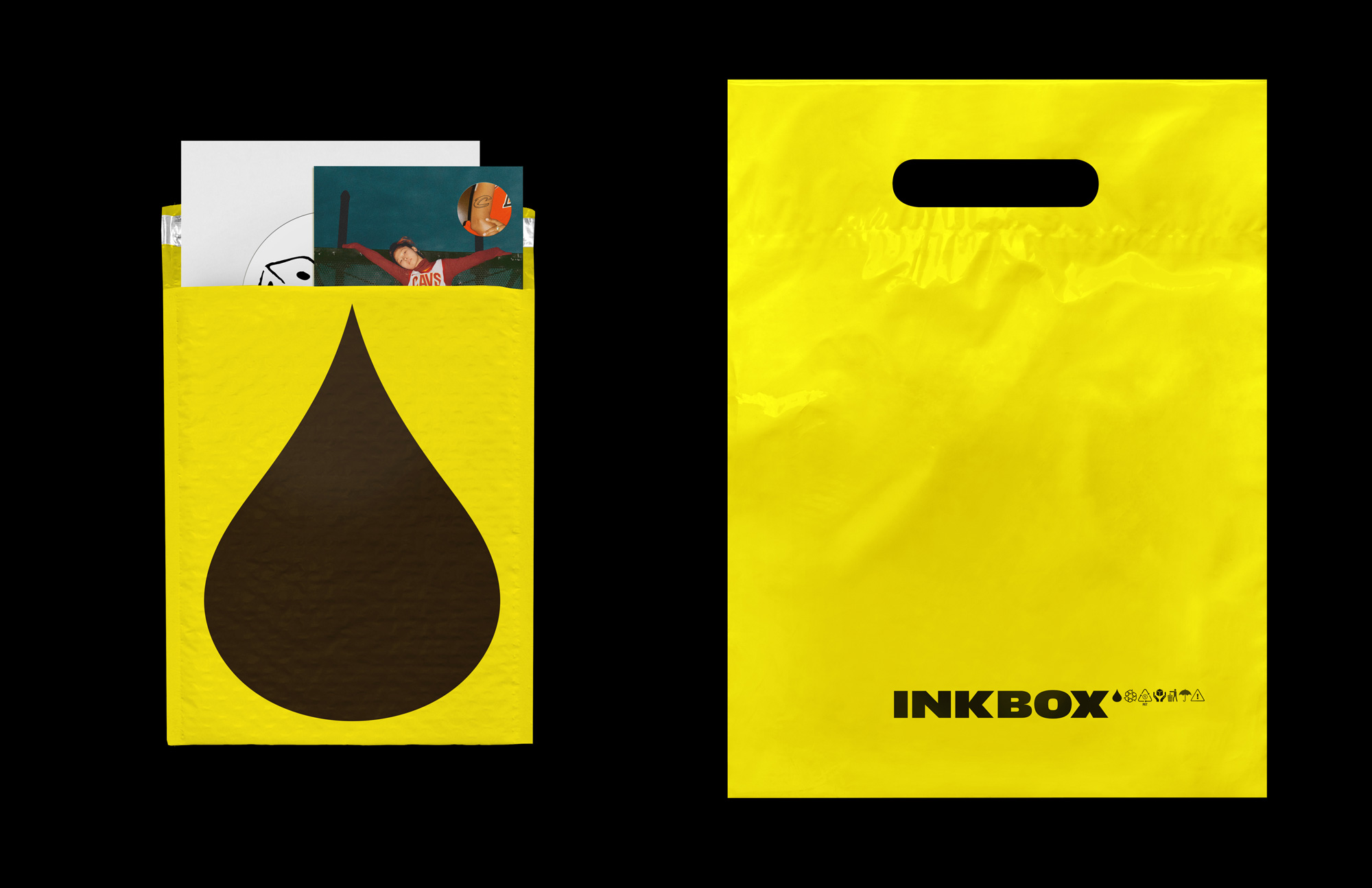 Follow-up: New Logo and Identity for Inkbox by Concrete