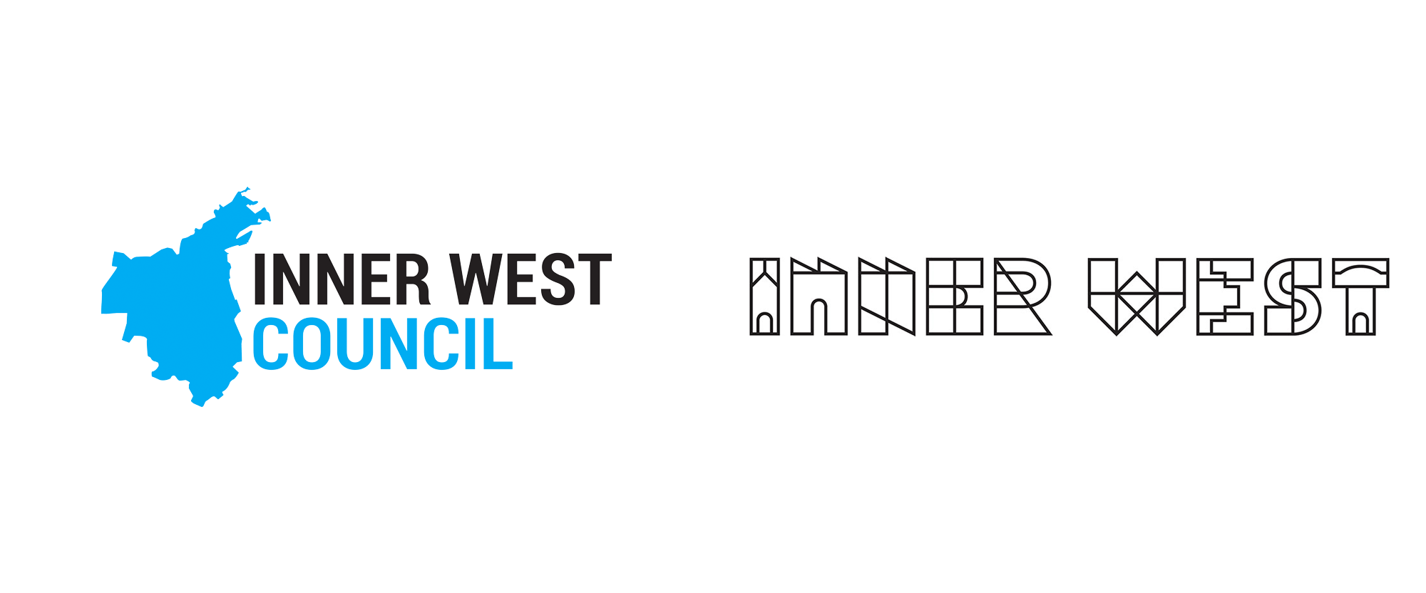 New Logo and Identity for Inner West Council by For The People
