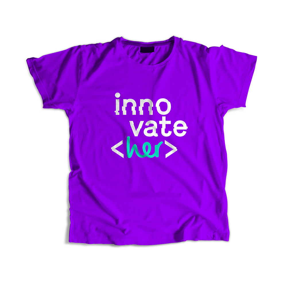 New Name, Logo, and Identity for InnovateHer by Uniform