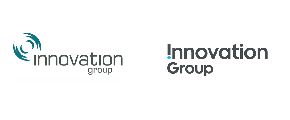 New Logo and Identity for Innovation Group by Clout Branding