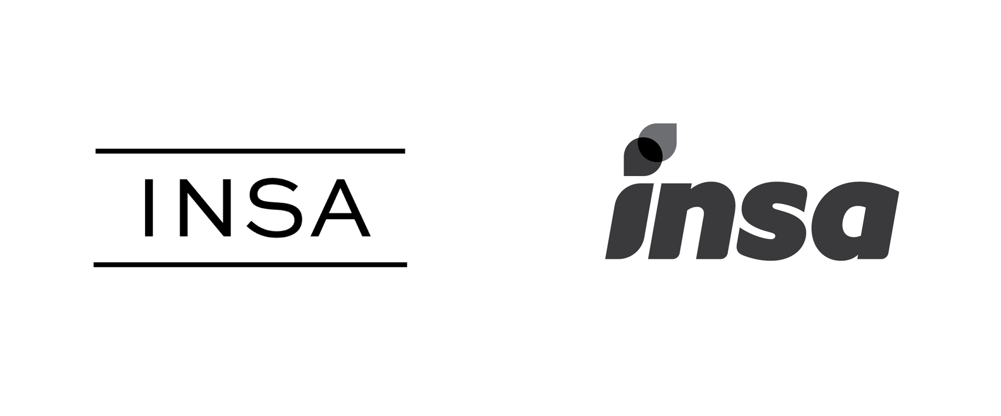 New Logo, Identity, and Packaging for INSA by Brigade