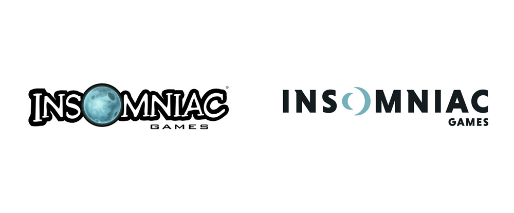 New Logo for Insomniac Games in Collaboration between In-house and Cory Schmitz