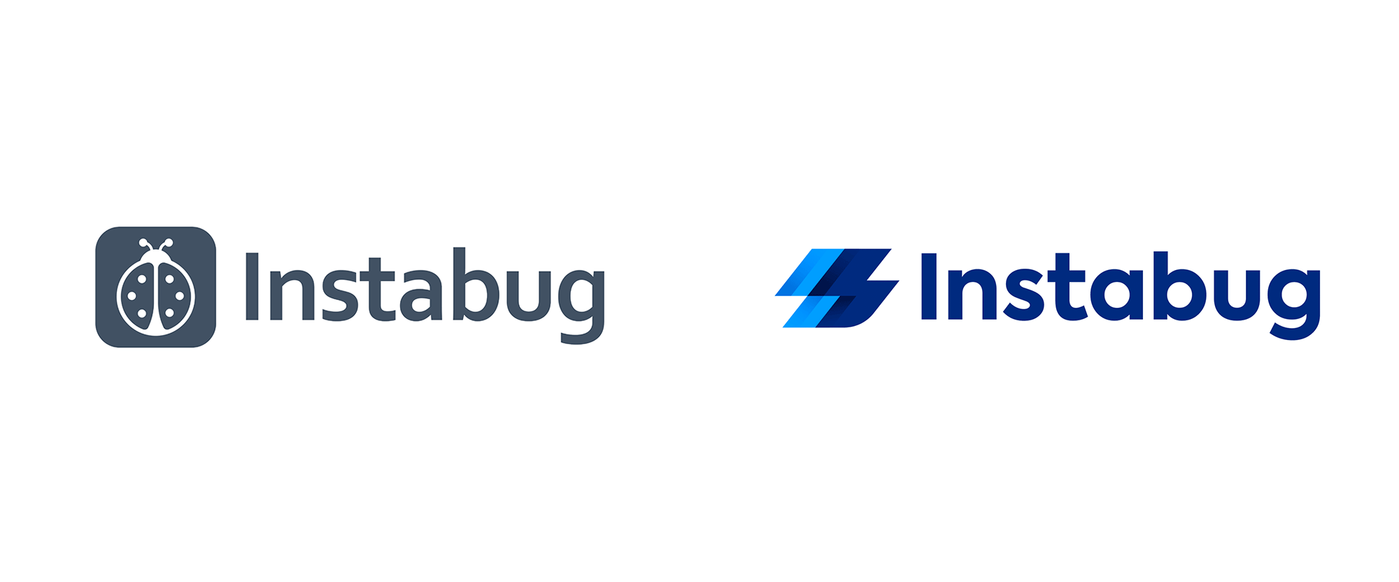 New Logo for Instabug done In-house