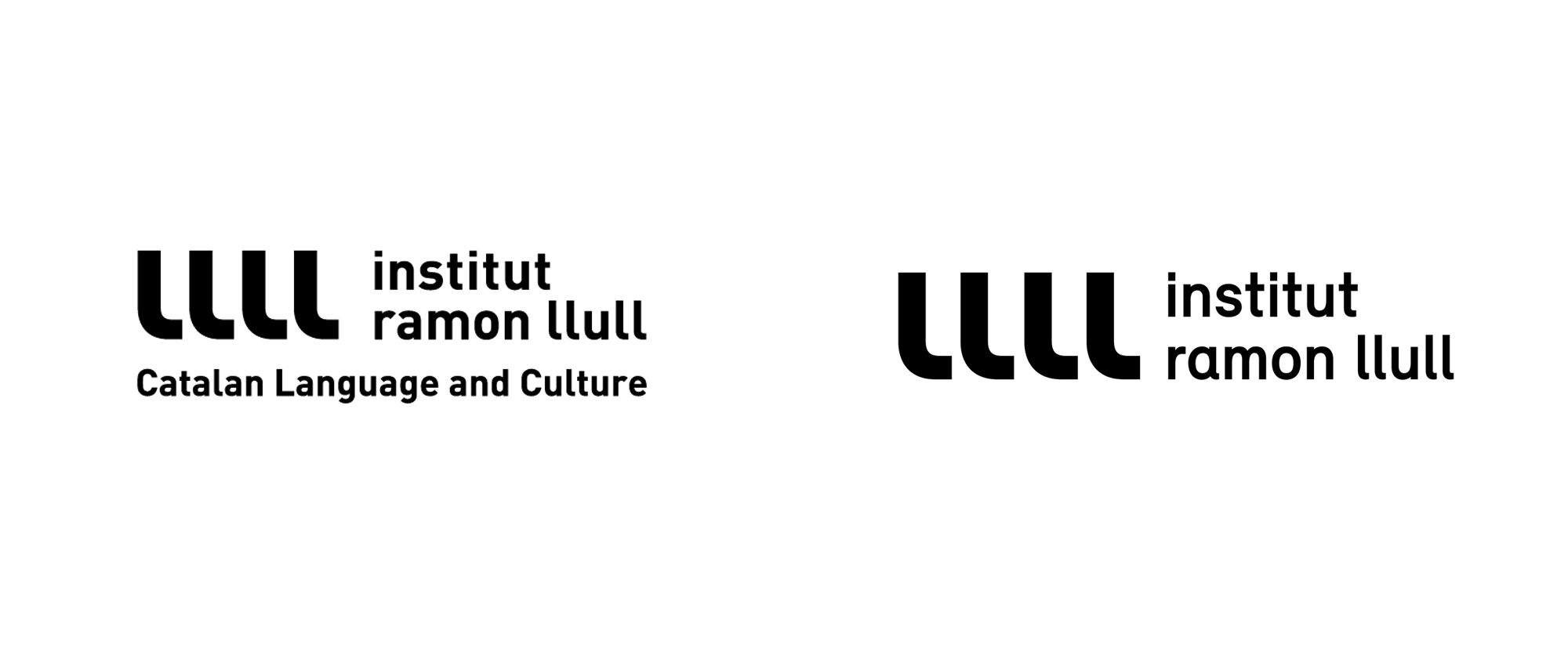 New Logo and Identity for Institut Ramon Llull by Toormix