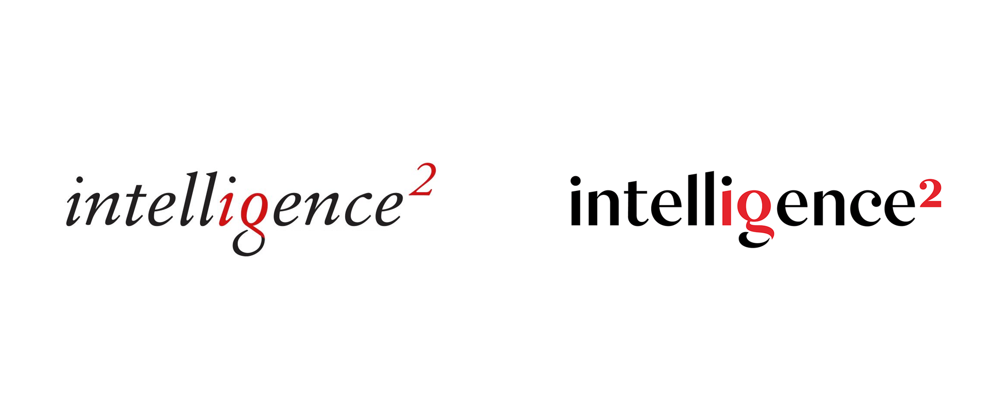 New Logo and Identity for Intelligence Squared by Studio Output