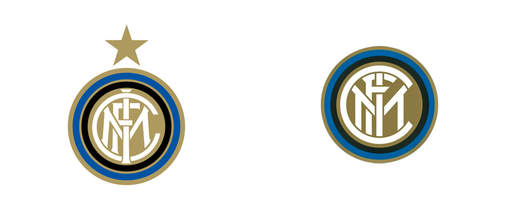 brand new new logo for football club internazionale milano by rh underconsideration com inter milan logo png inter milan logo history