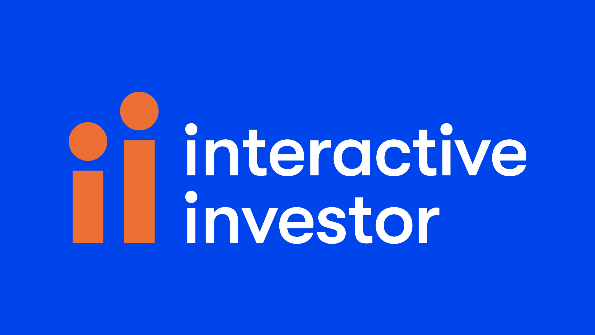 New Logo and Identity for Interactive Investors by Wolff Olins