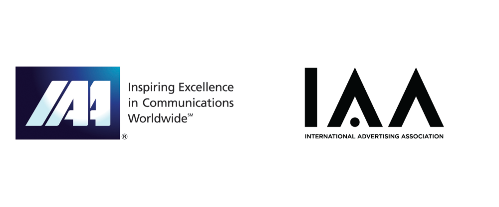 New Logo for International Advertising Association by Target Marketing