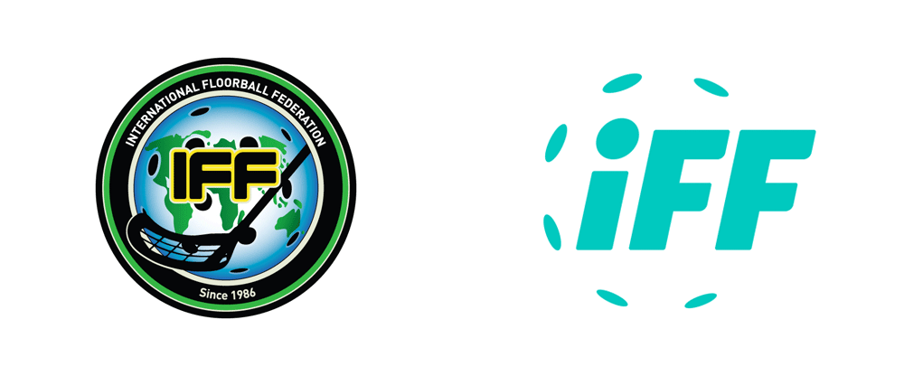 New Logo and Identity for International Floorball Federation by Dynamo