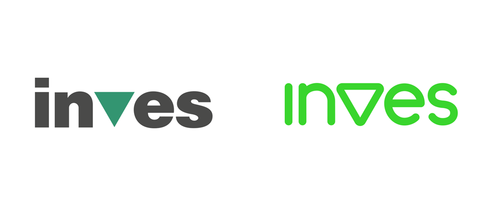 New Logo and Identity for Inves by Baud