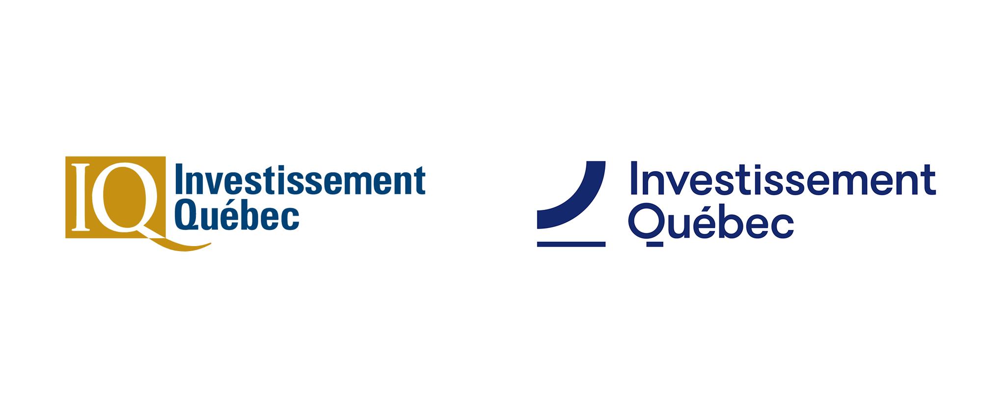 New Logo for Investissement Québec