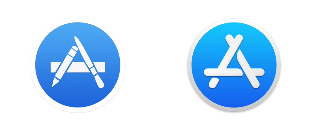 New Icon for iOS App Store
