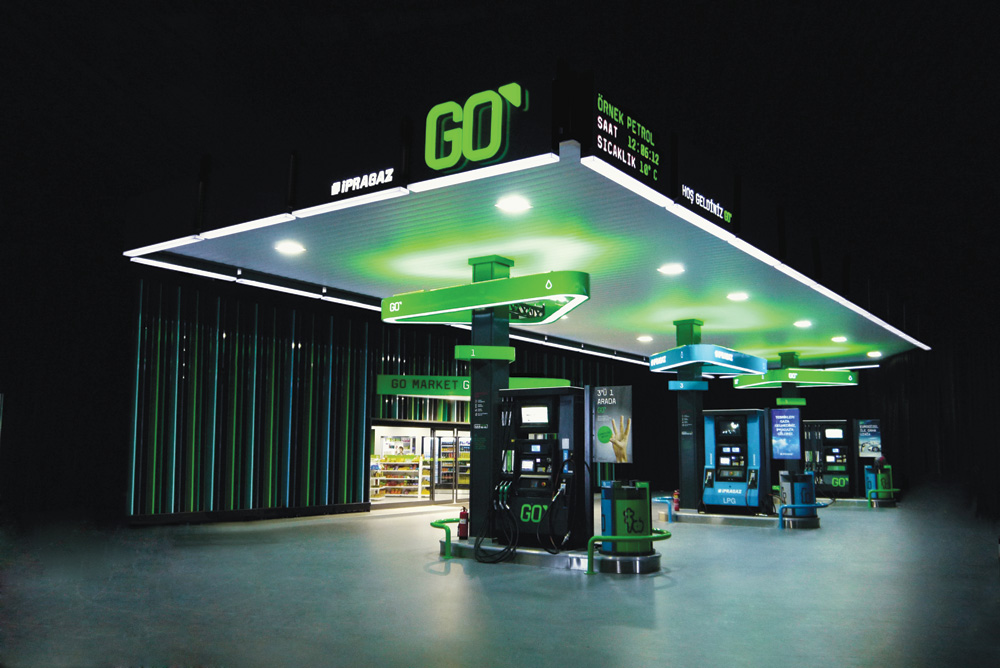 Remarkable Modern Gas Station Design Contemporary - Best ...
