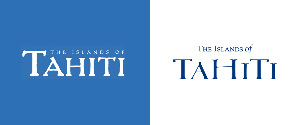 New Logo and Identity for The Islands of Tahiti by Futurebrand