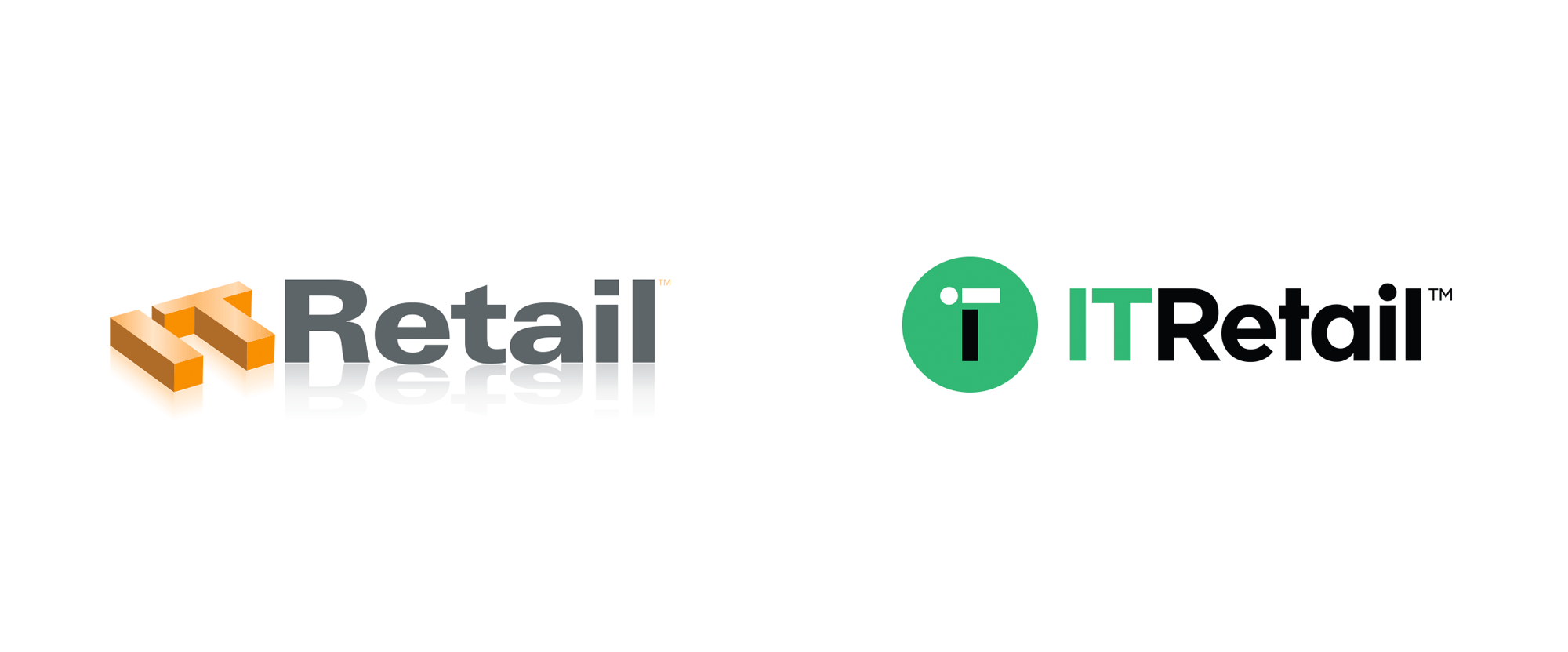 New Logo and Identity for IT Retail by Ben Loiz Studio