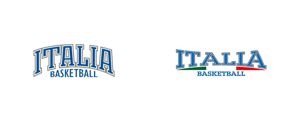 New Logo for Italia Basketball