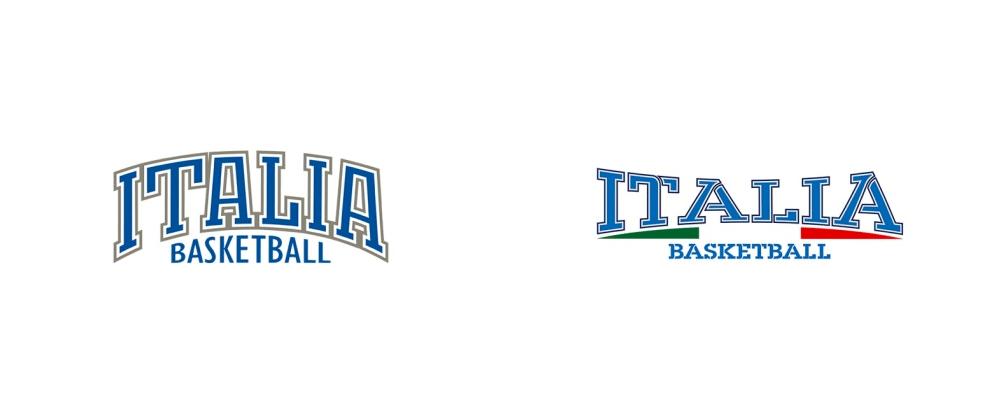 New Logo for Italia Basketball
