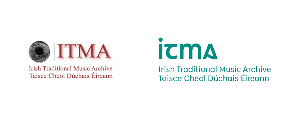 New Logo for Irish Traditional Music Archive by Red Dog