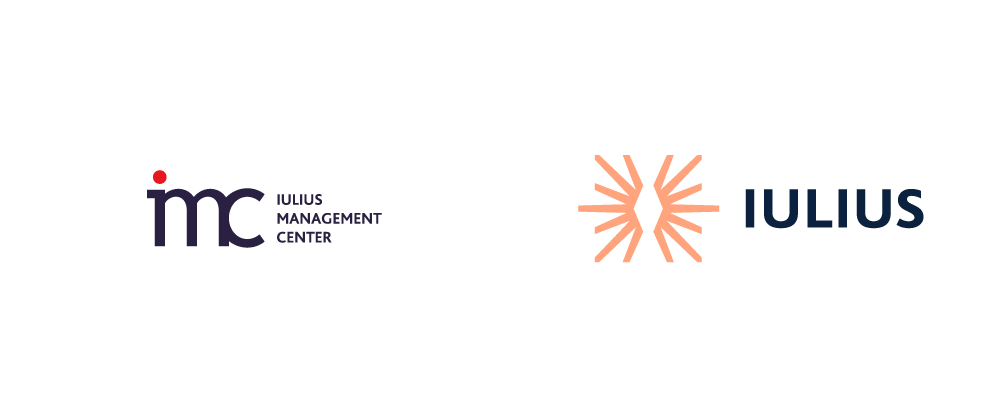 New Logo and Identity for IULIUS by Innerpride