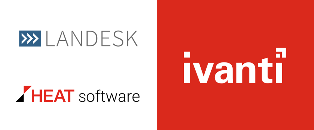 New Name and Logo for Ivanti