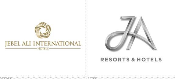 JA Resorts & Hotels Logo, New